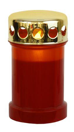 Display LED - Memorial Candle 14 cm, flackernd – Bild 1