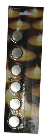 """Ersatzbatterien für LED-Tischdeko """"Teelicht"""" – Bild 2"""