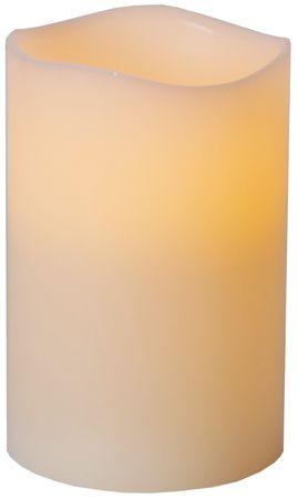 """LED-Wachskerze """"Big Wax"""", flackernd – Bild 1"""