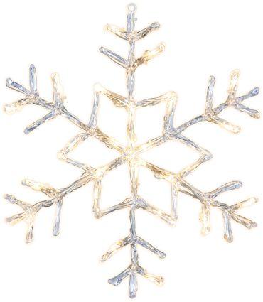 "LED-Acryl-Schneeflocke ""Antarctica"", – Bild 1"