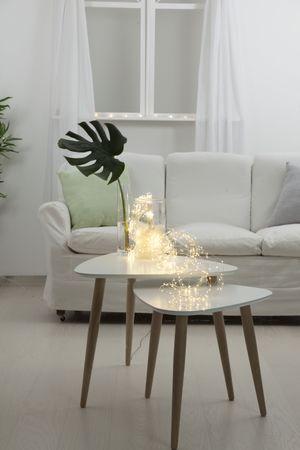 """LED-Lichterbündel """"Dew Drops"""", 80 teilig – Bild 1"""