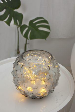 """LED-Lichterbündel """"Dew Drops"""", 80 teilig – Bild 2"""