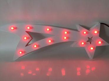 "LED-Silhouette ""Multi-Pix"", Komet – Bild 2"