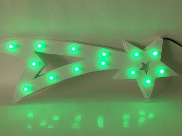 "LED-Silhouette ""Multi-Pix"", Komet – Bild 3"