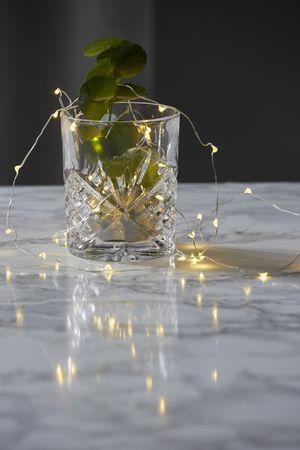 "LED-Draht-Kette ""String Dew Drops"", Puck – Bild 8"