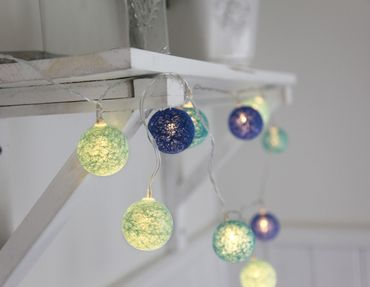 "LED-Lichterkette ""Mini Jolly Lights"", 10 teilig – Bild 3"