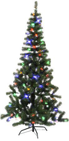"LED-Weihnachtsbaum ""Alaska"", Fiber-Optic – Bild 1"