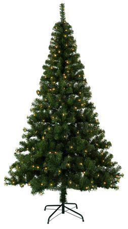 """Künstlicher LED-Weihnachtsbaum """"Ottawa"""", 210 cm, beleuchtet – Bild 2"""