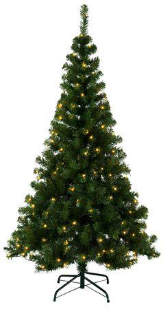 """Künstlicher LED-Weihnachtsbaum """"Ottawa"""", 180 cm, beleuchtet – Bild 1"""