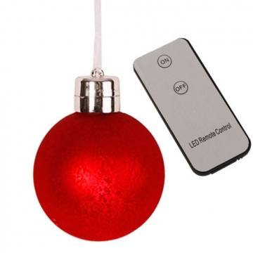 "LED-Kugeln ""Christmas Bauble"", 6 er Set – Bild 1"