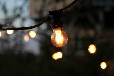 """Lichterkette """"Partylight"""", B22, ohne Leuchtmittel – Bild 2"""