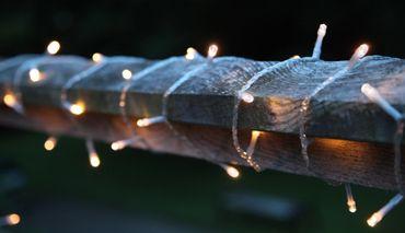 LED-Dura String-Lichterkette, 160 warmwhite LED – Bild 2