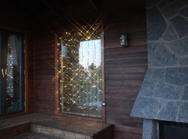 "System 24 ""LED-Curtain 1 x 2 m, 98-L - Extra"" – Bild 1"
