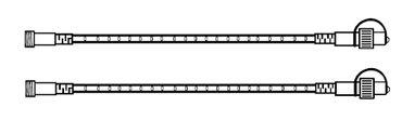 "System 24 ""LED-Ropelight 2 x 1 m, 21-L - Extra"" – Bild 1"