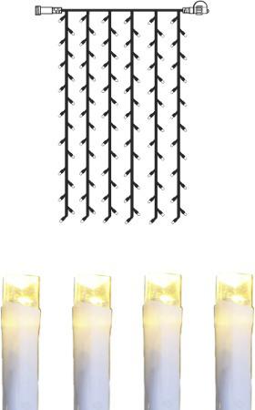 "System Decor ""LED-Curtain 1 x 2 m, 100-L- Extra"" – Bild 1"