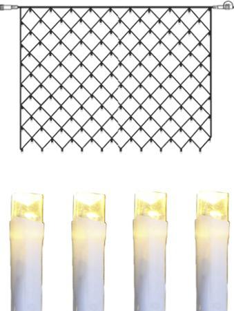 "System Decor ""LED-Net 2 x 1,5 m, 100-L- Extra"" – Bild 1"