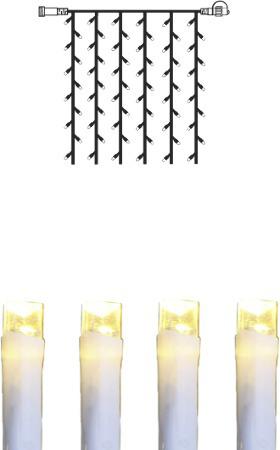 "System Decor ""LED-Icicle 1,0 x 0,8,m, 42-L- Extra"" – Bild 1"
