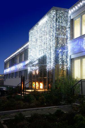 "System LED ""Curtain-Extra"", 204teilig – Bild 2"