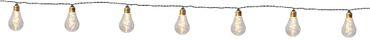 "LED-Lichterkette ""Glow"", 10teilig, klar – Bild 1"