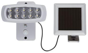 """LED-Solarspot """"Powerspot"""", weiss,10 LED, Bewegungs – Bild 2"""