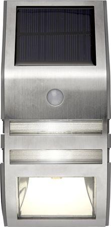 """LED-Solar-Wandleuchte """"Wally"""", Bewegungsmelder – Bild 1"""