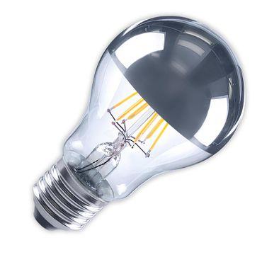 LED Filament Glühbirne 5 W, 2700K, E27, kopfverspiegelt – Bild 1