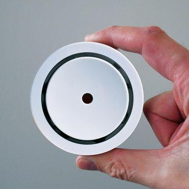 VdS Mini-Rauchmelder RM-810 mini, mit EASY-TEST Prüftaster – Bild 3