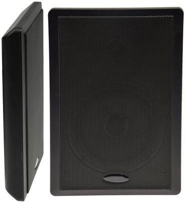 Flatpanel-Lautsprecher, 40W, schwarz – Bild 1