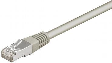 CAT 5e Netzwerkkabel, 3m, grau
