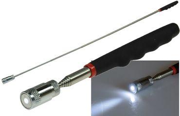 Teleskop Pick-Up Werkzeug mit LED – Bild 1