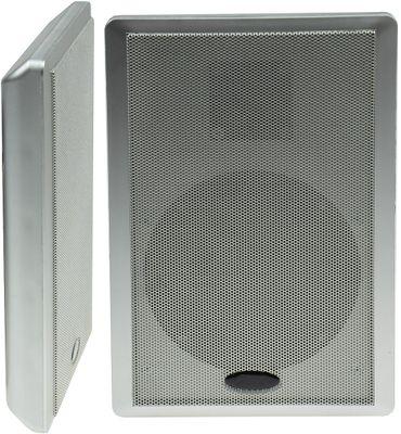 Flatpanel-Lautsprecher, 40W, silber – Bild 1
