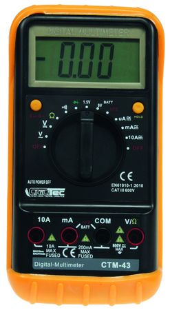 "Digital-Multimeter ""CTM-43 big"" – Bild 4"