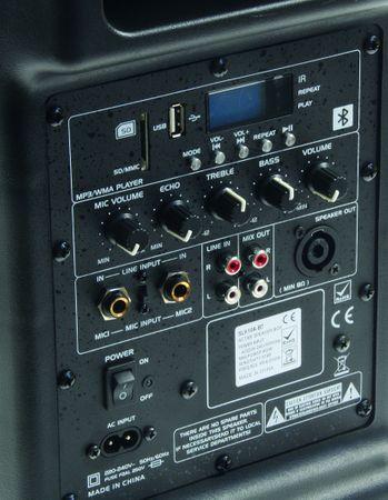 """PA Aktiv-Box """"CTB-10 A USB"""" – Bild 2"""