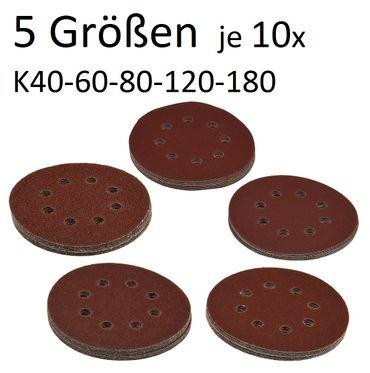 """Schleifscheiben Ø125mm """"Pro-XL"""", 50er Pk – Bild 2"""
