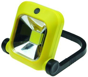 LED Baustrahler mit Akku, 1x 20W LED – Bild 6