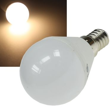 "LED Tropfenlampe E14 ""T25 SMD"" warmweiß – Bild 1"