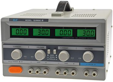 "Regelbares Labornetzgerät ""CTL-3003Duo"" – Bild 1"