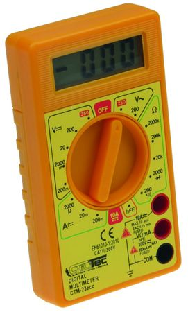 "Digital-Multimeter ""CTM-23 eco"" – Bild 3"