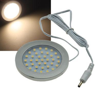 "LED-Aufbauleuchte ""ABL-R90"" warmweiß – Bild 1"