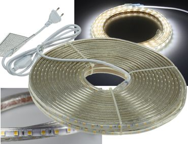 "LED-Stripe ""Ultra-Bright"" 230V, 20m – Bild 1"