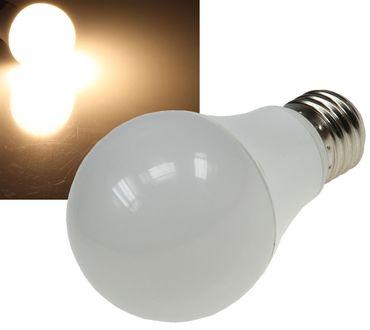 "LED Glühlampe E27 ""G50 AGL"" warmweiß – Bild 1"