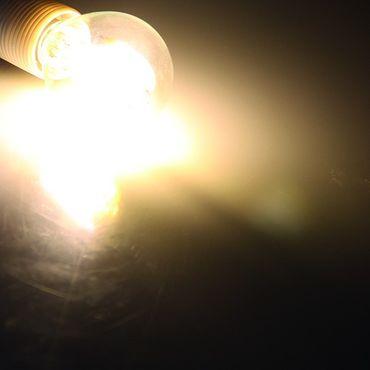 """LED Tropfenlampe E14 """"Filament T4"""" – Bild 2"""