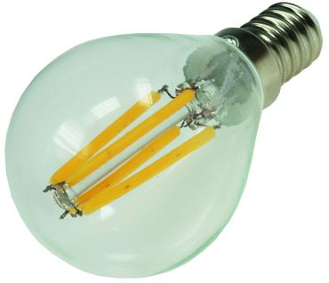 """LED Tropfenlampe E14 """"Filament T4"""" – Bild 1"""