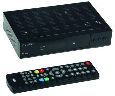 Digitaler HD Satelliten-Receiver AX-300 – Bild 1