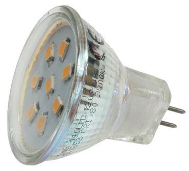 LED Strahler MR11, 8x 2835 SMD LEDs – Bild 4