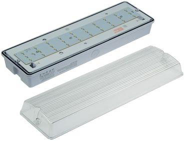 "LED Fluchtwegleuchte ""NL-W1"" 30 LEDs – Bild 2"