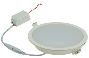 "LED Licht-Panel ""CP-150R"", Ø 150mm, IP54 – Bild 2"