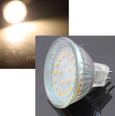 """LED Strahler MR16 """"H55 SMD"""" – Bild 1"""