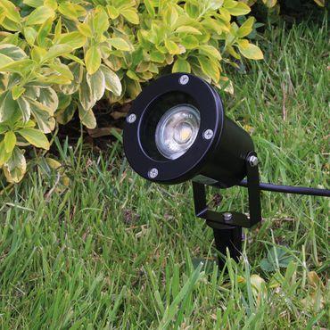 """Gartenleuchte """"CT-GS10"""", schwarz – Bild 1"""
