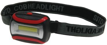 "LED-Stirnlampe ""HeadLight COB"" 3W – Bild 2"
